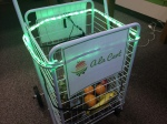 Shopping cart for rapid prototyping